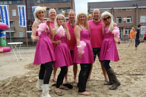 Barbies en Ballen 2012