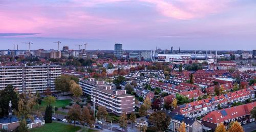 skyline Eindhoven-Vonderkwartier-2