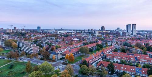 skyline Eindhoven-Vonderkwartier-3